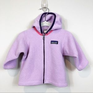 Patagonia Baby Girl's 3-6 Months Synchilla Fleece